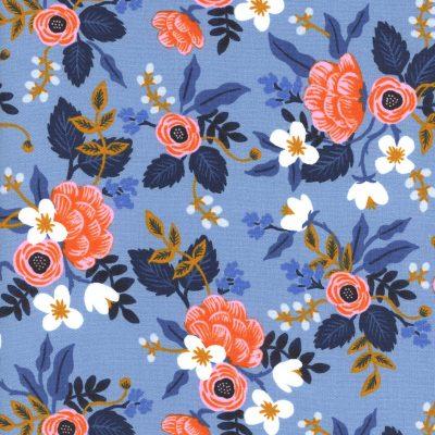 Les Fleur Birch – Periwinkle