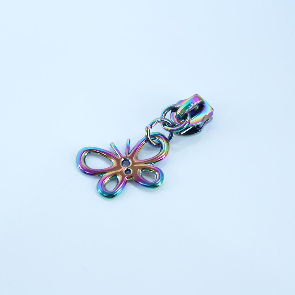 #5 butterfly pulls rainbow
