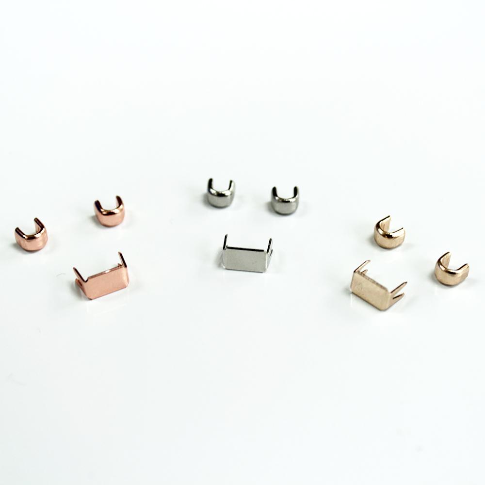 Zipper Stops (50 sets)