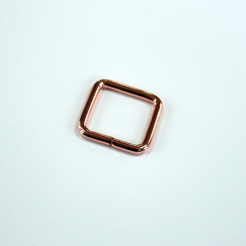 3_4-rectangle rings - rose gold
