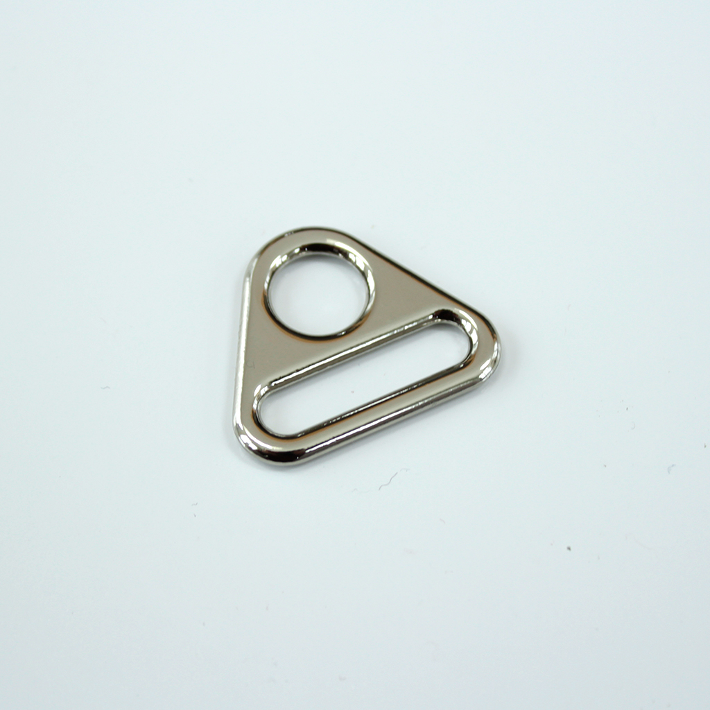1-Triangle-Rings - silver