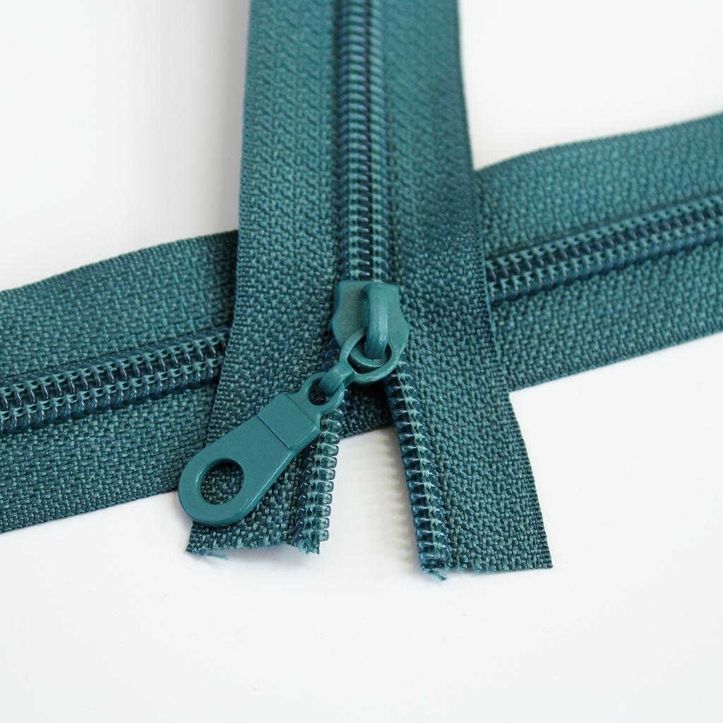 Blue Cork Zipper Kit