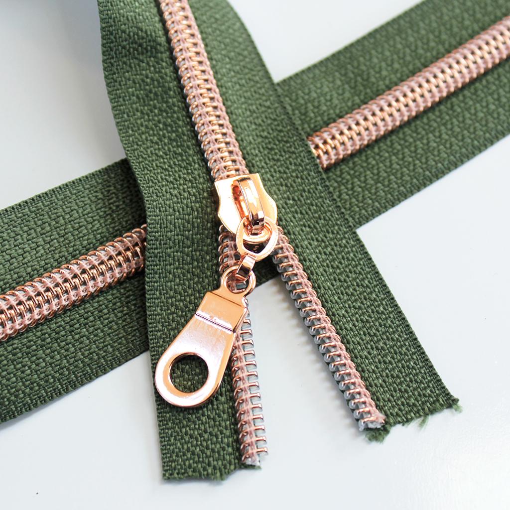 Moss Green-Rose Gold Kit