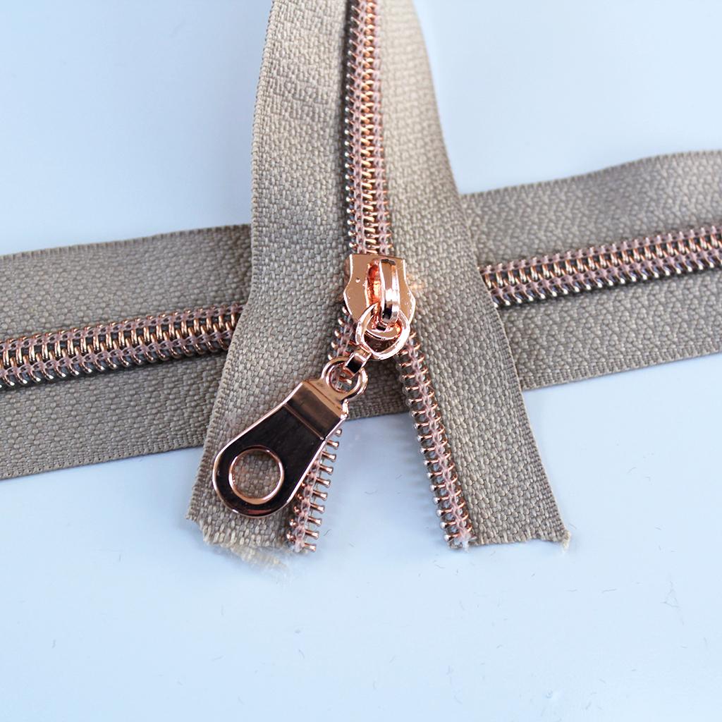 #5-sand-beige-zipper-rose-gold-coil