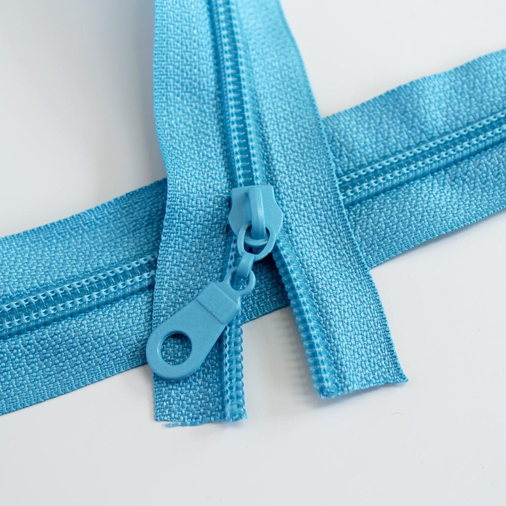 Turquoise Zipper Kit