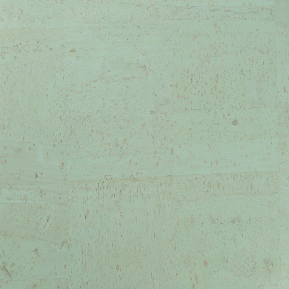 Cork Fabric – Light Green