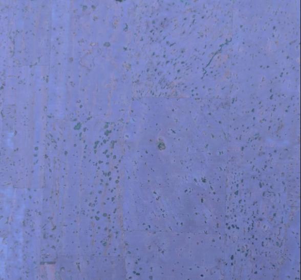 Cork Fabric – Violet