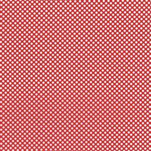 Dots & Stripes - Dot Com - Amaryllis Fabric