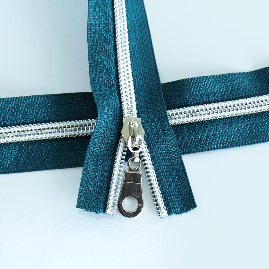 Teal-Silver Kit