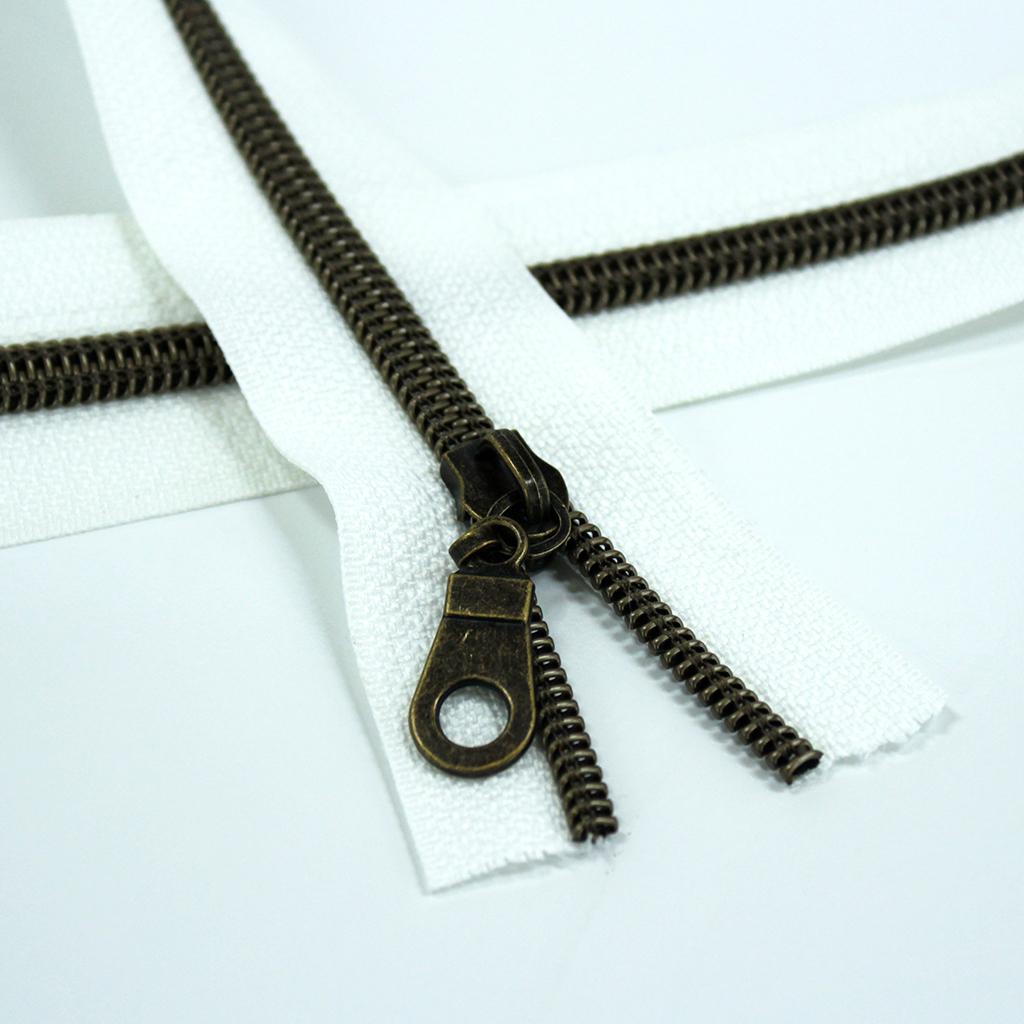 Off White-Bronze Kit