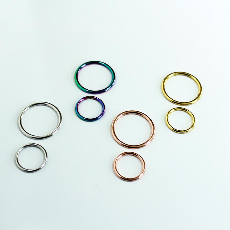 Metal Rings (pack of 10)