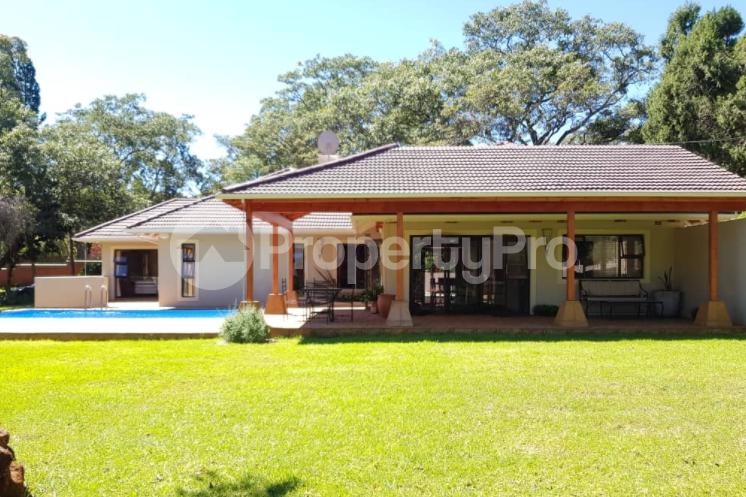 4 bedroom Houses for rent Chisipite Harare South Harare - 1