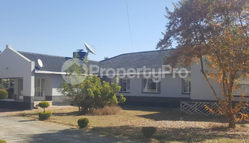 4 bedroom Houses for rent Borrowdale West Harare North Harare - 1