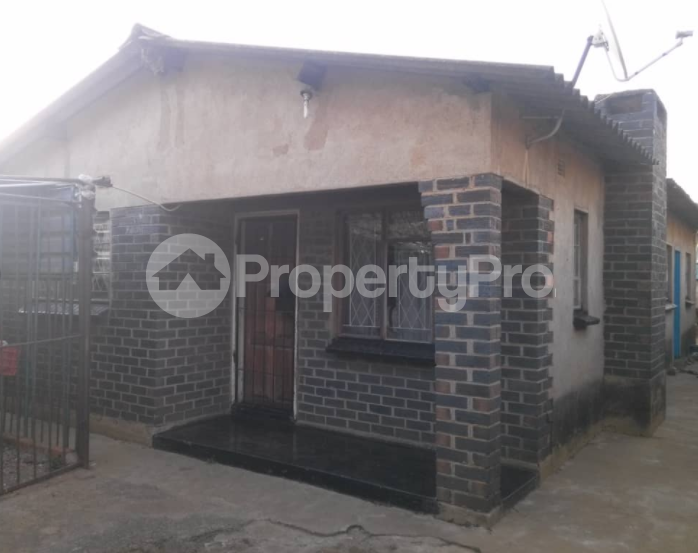 4 bedroom Houses for sale Glen View Harare High Density Harare - 1