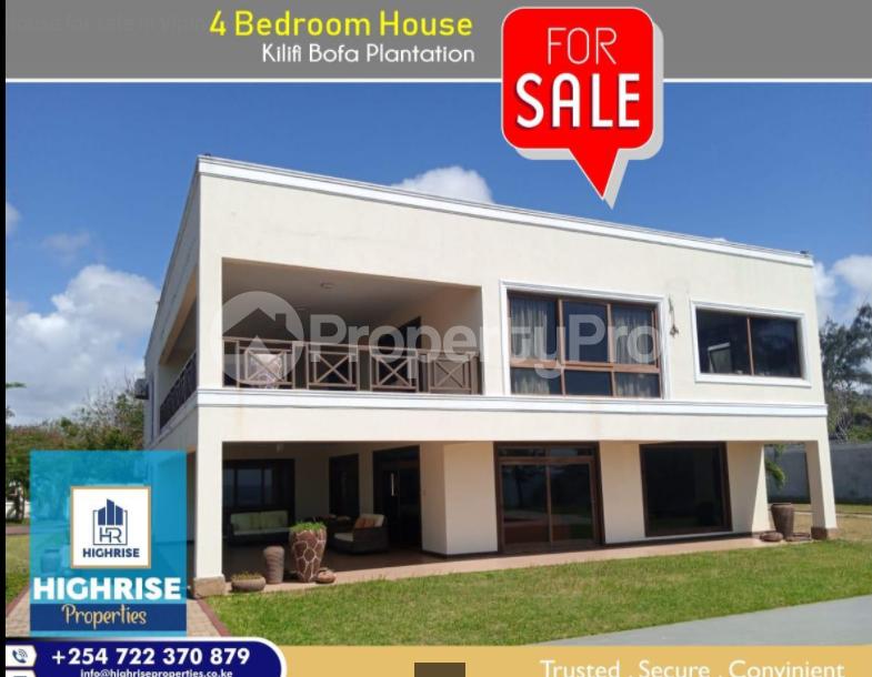 5 bedroom Houses for sale vipingo Kilifi North Kilifi - 0