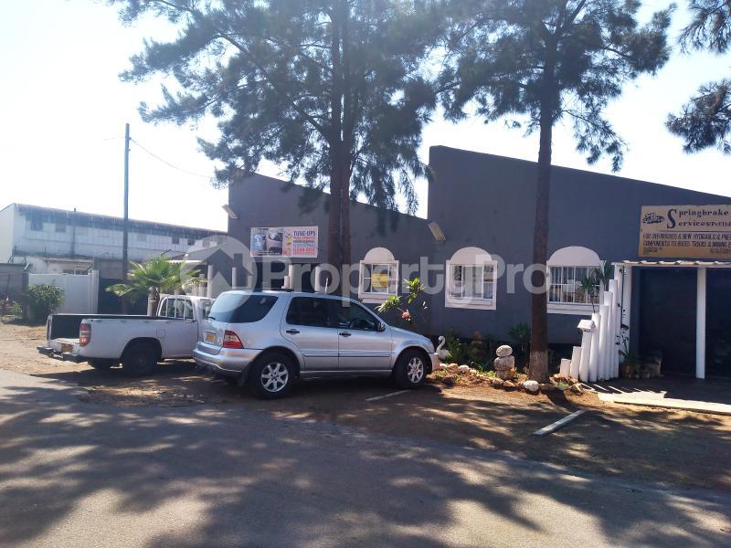 Commercial Property for sale Donnington Bulawayo CBD, Industrial Bulawayo - 1