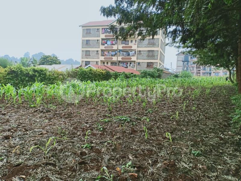 Residential Land for sale Kikuyu Kiambu - 1