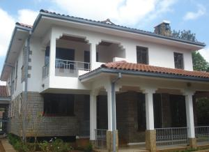4 bedroom Houses for sale Nyari West Estate, Nyari, Nairobi Nyari Nairobi