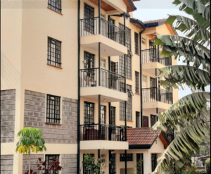 1 bedroom mini flat  Flat&Apartment for rent Kileleshwa Nairobi