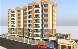 Flat&Apartment for sale -  Ngong Rd Nairobi