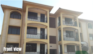 2 bedroom Apartment for rent   Kisaasi Kampala Central