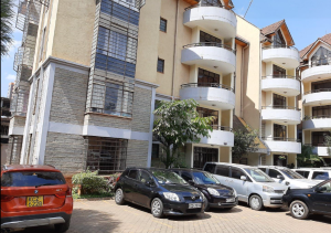 3 bedroom Flat&Apartment for rent Kilimani Nairobi
