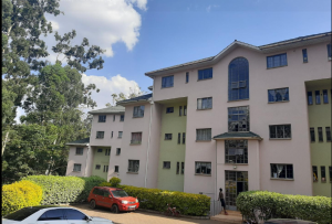 3 bedroom Flat&Apartment for rent Kileleshwa Nairobi