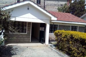 3 bedroom Bungalow Houses for rent New valley Kitengela Kajiado