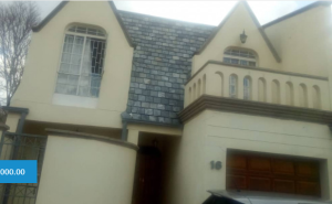 3 bedroom Garden Flat for sale - Newlands Harare North Harare