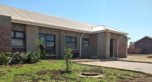 3 bedroom Garden Flat for rent Westgate Harare West Harare