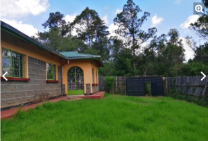 3 bedroom Bungalow Houses for rent Mugambi Estate Nanyuki Laikipa East Laikipia