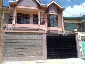 4 bedroom Townhouses Houses for sale Donholm Nairobi Central Nairobi