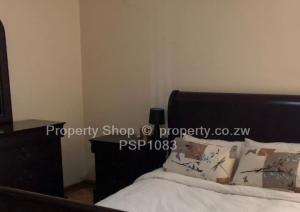 4 bedroom Garden Flat for rent Avondale Harare North Harare