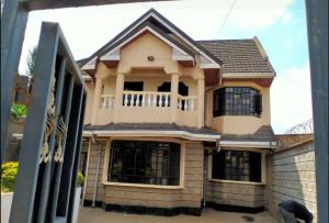 4 bedroom Houses for sale - Membley Ruiru