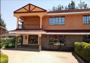4 bedroom Townhouse for rent ... Garden Estate Nairobi
