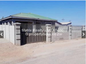 4 bedroom Houses for sale - Budiriro Harare High Density Harare