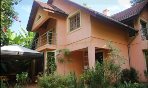 4 bedroom Houses for rent Riverside Nairobi