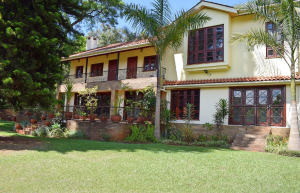4 bedroom Houses for rent -  Muthaiga Nairobi
