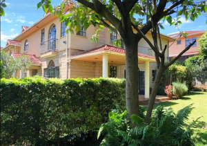 4 bedroom Houses for rent - Kitisuru Nairobi