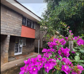 Houses for rent - Kilimani Nairobi