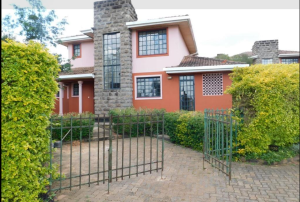 Townhouse for rent ... Kiambu Road Nairobi
