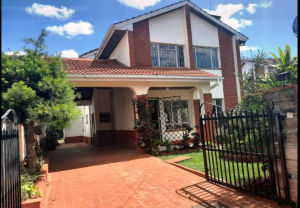 4 bedroom Houses for sale - Lavington Nairobi