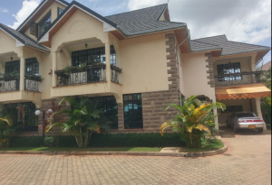 Townhouse for rent ... Kileleshwa Nairobi