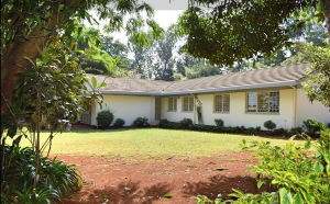 4 bedroom Townhouse for rent -  Loresho Nairobi