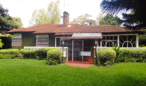 4 bedroom Houses for rent - Lakeview Westlands Nairobi