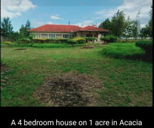4 bedroom Houses for sale - Kitengela Kajiado