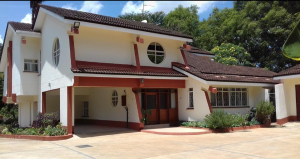 4 bedroom Houses for rent - Runda Nairobi