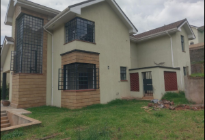 Houses for sale ... Kitisuru Nairobi