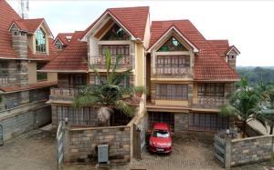 4 bedroom Townhouses Houses for rent Dagoretti Rd Karen Nairobi