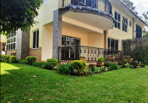 4 bedroom Townhouse for rent - Spring Valley Nairobi
